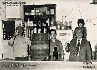 Taberna do Abílio - Sanguinhal - 1975