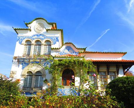 Azulejos do Bombarral –Portugal.