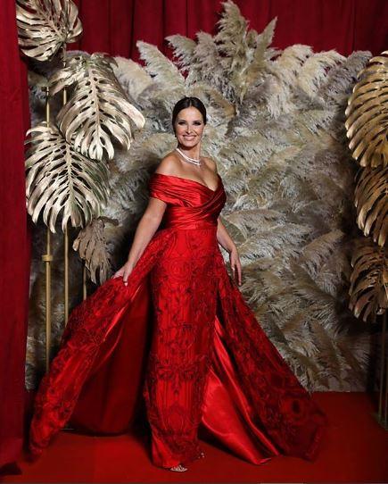 Os 5 Look's Exuberantes de Cristina Ferreira nos Globos deOuro'19!